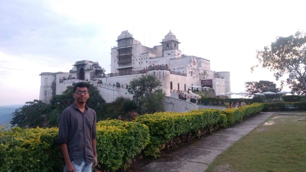 Description: Photo of The Sajjangarh Fort, Sajjan Garh Road, Udaipur, Rajasthan, India by Avinash Chavan